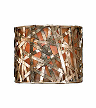 Uttermost Alita Champagne 1-Light Wall Sconce