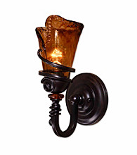 Uttermost Vitalia 1-Light Wall Sconce