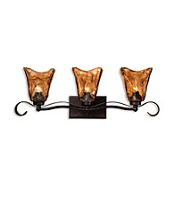 Uttermost Vetraio 3-Light Vantity Strip