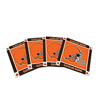 Boelter Brands Cleveland Browns 4-pk. Ceramic Coasters