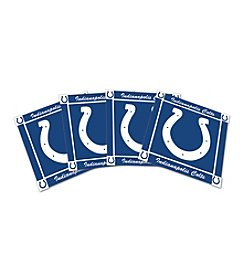 NFL® Indianapolis Colts 4-Pack Ceramic Coasters