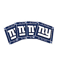 Boelter Brands New York Giants 4-pk. Ceramic Coasters
