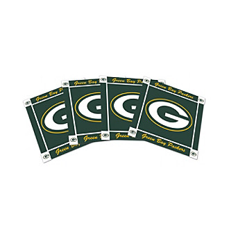 Boelter Brands Green Bay Packers 4-pk. Ceramic Coasters