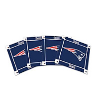 Boelter Brands New England Patriots 4-pk. Ceramic Coasters
