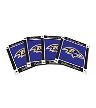 Boelter Brands Baltimore Ravens 4-pk. Ceramic Coasters