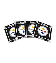 Boelter Brands Pittsburgh Steelers 4-pk. Ceramic Coasters