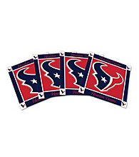 Boelter Brands Houston Texans 4-pk. Ceramic Coasters