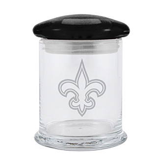Boelter Brands New Orleans Saints Candy Jar