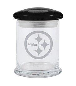 Boelter Brands Pittsburgh Steelers Candy Jar