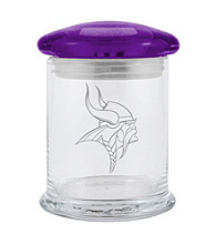 Boelter Brands Minnesota Vikings Candy Jar