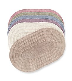 LivingQuarters Reversible Cotton Bath Rugs