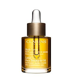 Clarins Lotus Face Treatment Oil for Oily or Combination Skin