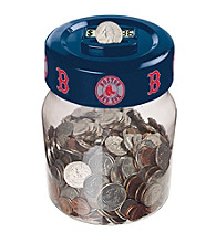 Boston Red Sox Coin Jar - 2 Pack