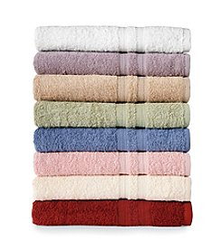 LivingQuarters Classic Bath Towel Collection