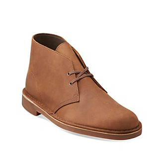 "Clarks® Men's ""Bushacre"" Chukka Boots"