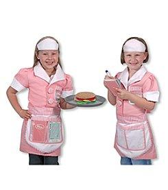 Melissa & Doug® Waitress Role Play Costume Set