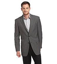 Geoffrey Beene® Men's Black and White Check Sportcoat