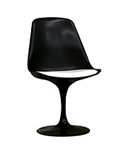 Baxton Studios Tulip Plastic Side Chair
