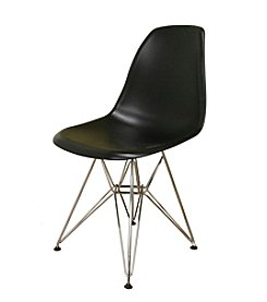 Baxton Studios Isidora Plastic Chair