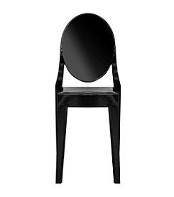 Baxton Studios Dreama Acrylic Ghost Chair