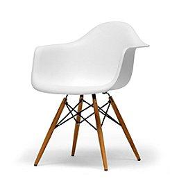 Baxton Studios Pascal Plastic Chair