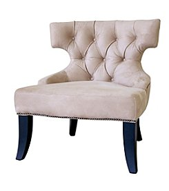 Baxton Studios Taft Microfiber Chair