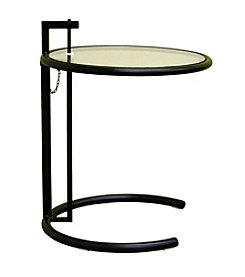 Baxton Studios Black Eileen Accent Table