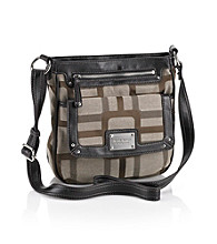 Nine West® Vegas Signs Small Zip Top Crossbody