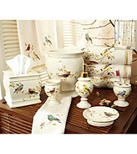 Avanti® Gilded Birds Bath Collection
