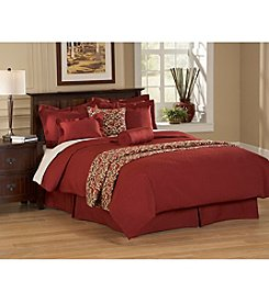 Emery Crimson Duvet Collection by American Century Home