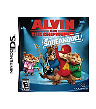 Nintendo DS® Alvin and the Chipmunks: The Squeakquel