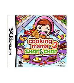 Nintendo DS® Cooking Mama 3: Shop and Chop