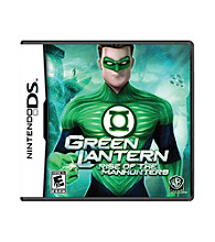 Nintendo DS® Green Lantern: Rise of the Manhunters