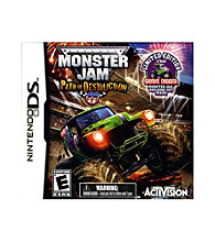 Nintendo DS® Monster Jam 3: Path of Destruction with Knex Toy