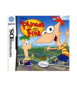 Nintendo DS® Phineas and Ferb