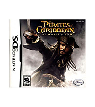 Nintendo DS® Pirates of the Caribbean: At World's End