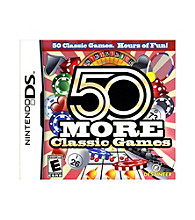 Nintendo DS® 50 More Classic Games
