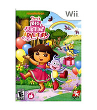 Nintendo® Wii® Dora's Big Birthday Adventure