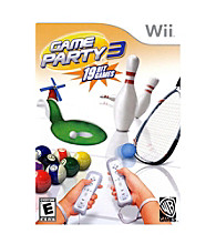 Nintendo® Wii® Game Party 3