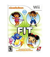 Nintendo® Wii® Nickelodeon Fit