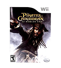 Nintendo® Wii® Pirates of the Caribbean: At World's End