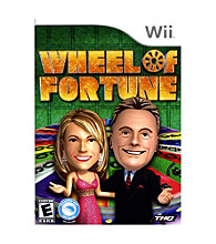 Nintendo® Wii® Wheel Of Fortune