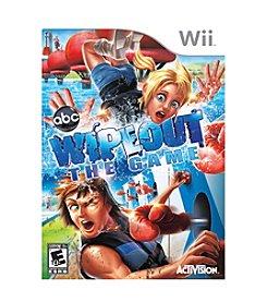 Nintendo® Wii® Wipeout
