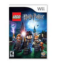 Nintendo® Wii® Lego Harry Potter: Years 1-4