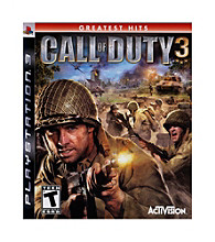 PlayStation® 3 Call of Duty 3