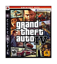 PlayStation® 3 Grand Theft Auto IV