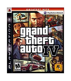 PlayStation® 3 Grand Theft Auto IV