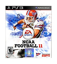 PlayStation® 3 NCAA Football 2011