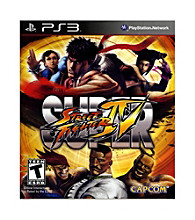 PlayStation® 3 Super Street Fighter IV