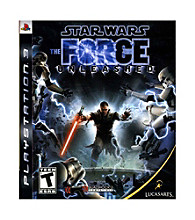 PlayStation® 3 Star Wars: The Force Unleashed